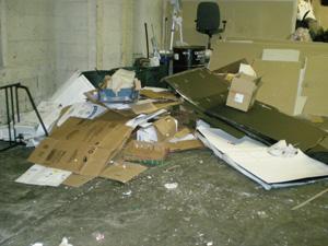 warehouse clearance london