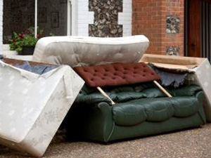 furniture disposal london