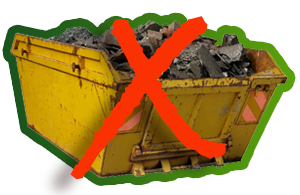 skip hire alternative
