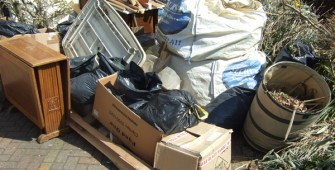 Garden Waste Clearance N14